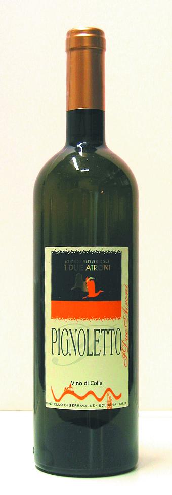 Pignoletto DOP  vino di colle