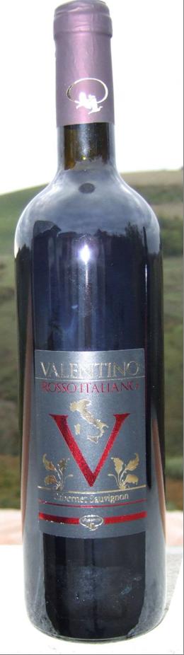 Valentino Rosso Italiano Cabernet Sauvignon